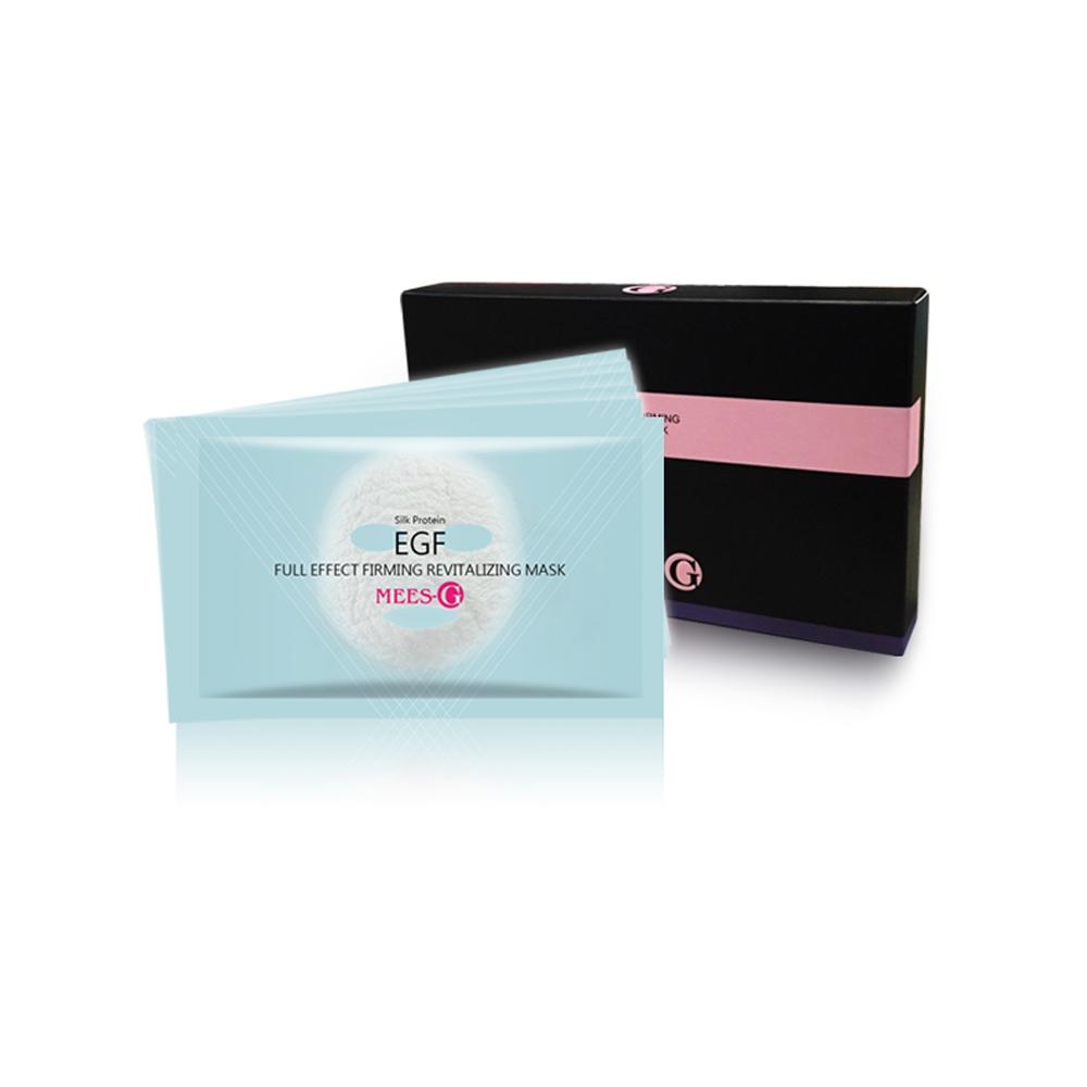 蜜詩琪 MEES G EGF 全效緊緻凍齡活膚面膜 (6入/盒)