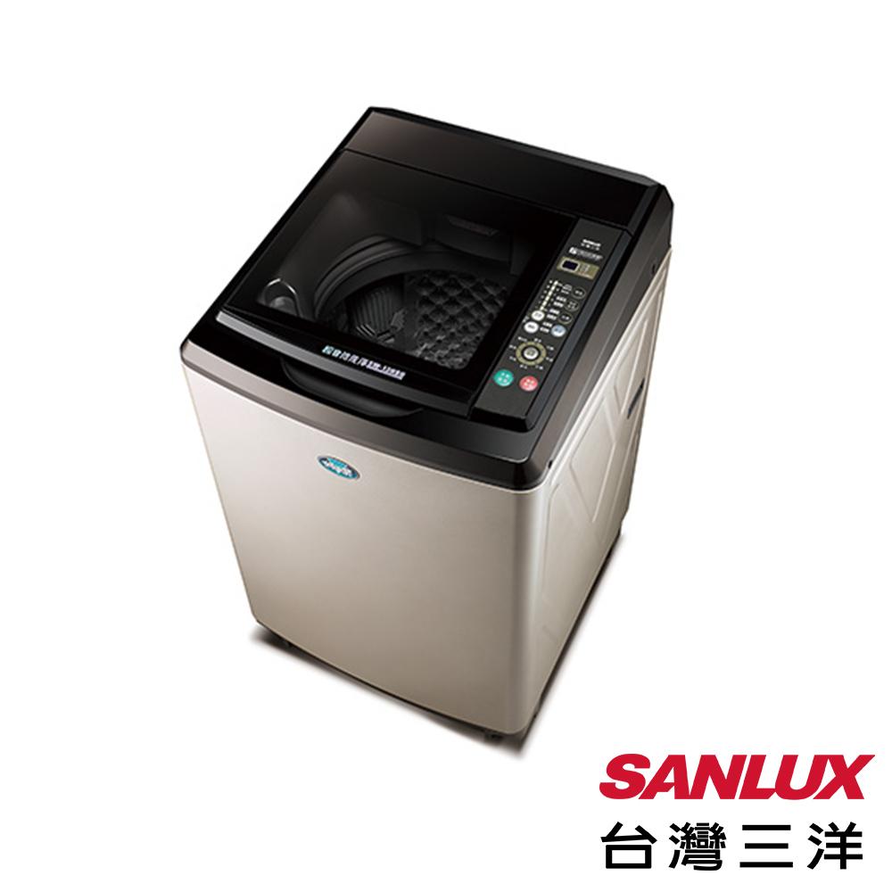 台灣三洋 SANLUX 媽媽樂 13kg 超音波定頻單槽洗衣機 SW-13NS6