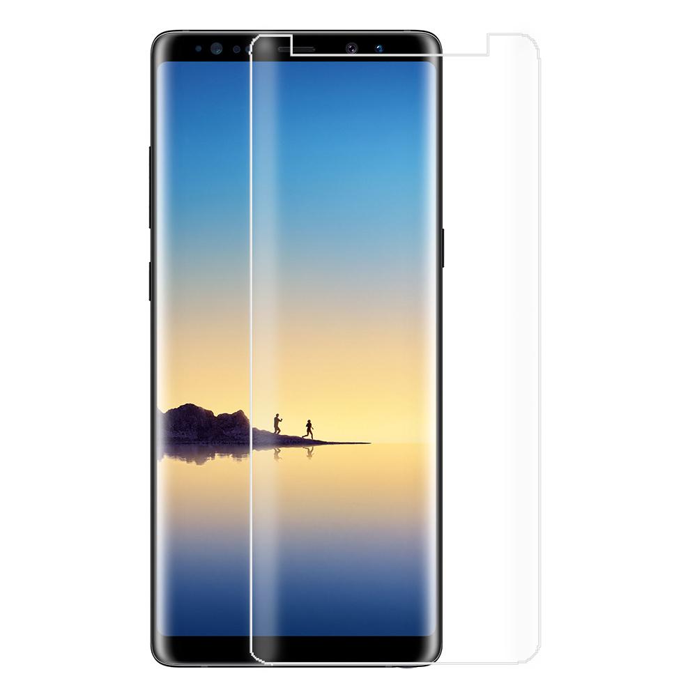 Cooyee SAMSUNG Galaxy Note 8 液態膠玻璃貼(縮邊)(含燈)