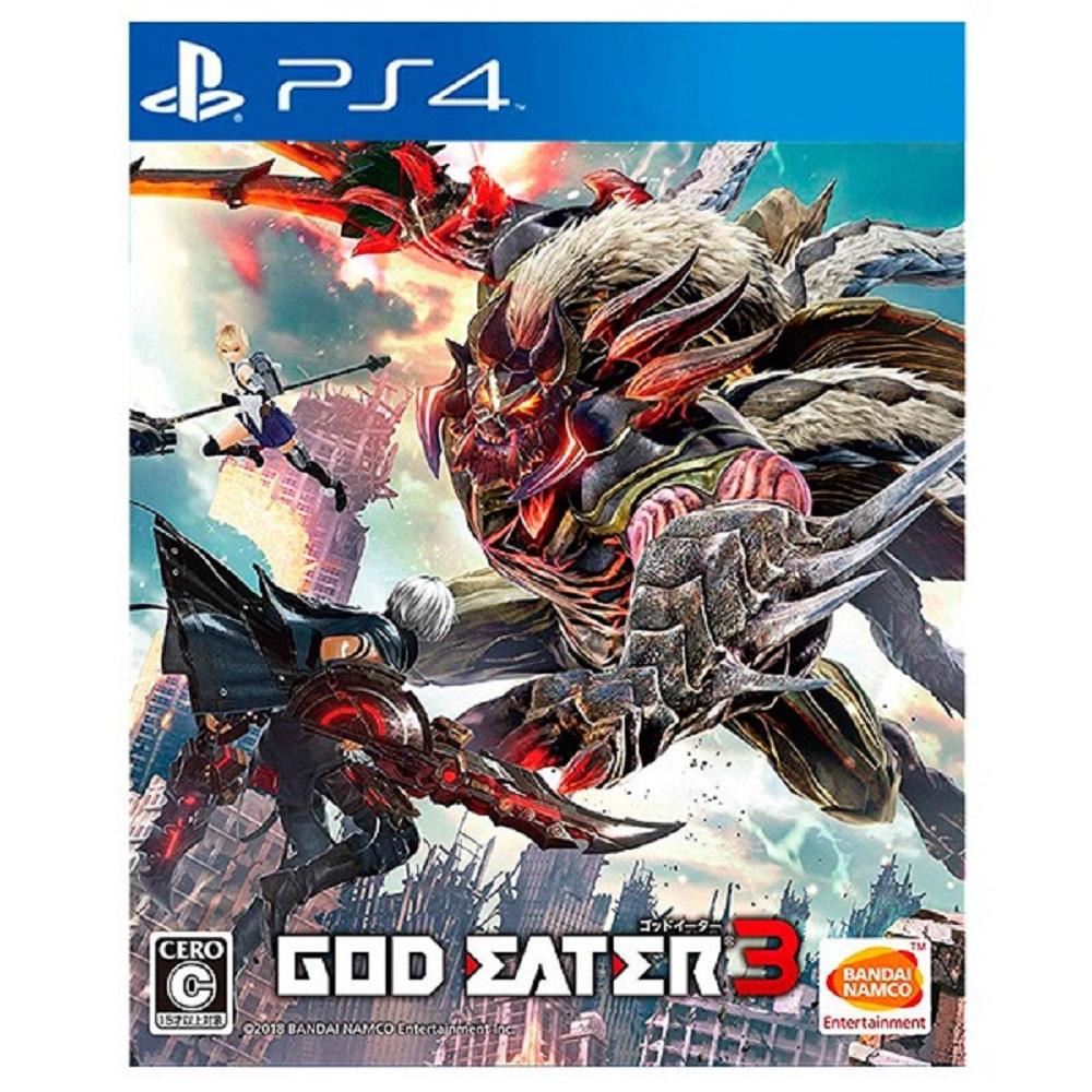 PS4 噬神者 3 中文限定版