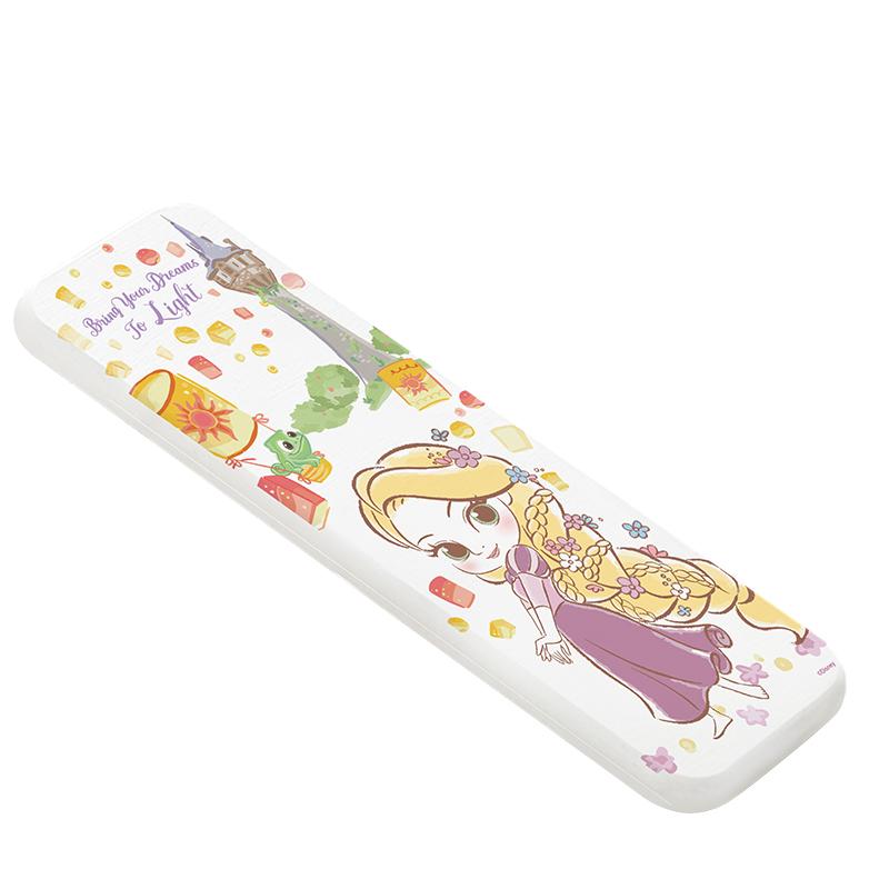 【收納王妃】迪士尼公主童話風珪藻土吸水洗漱墊-Q版樂佩(直)