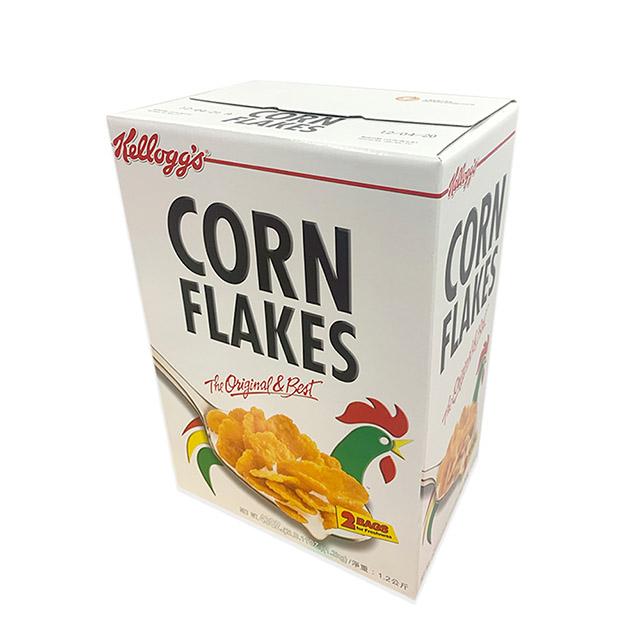 KELLOGG'S 家樂氏 原味玉米早餐脆片 600公克X2包