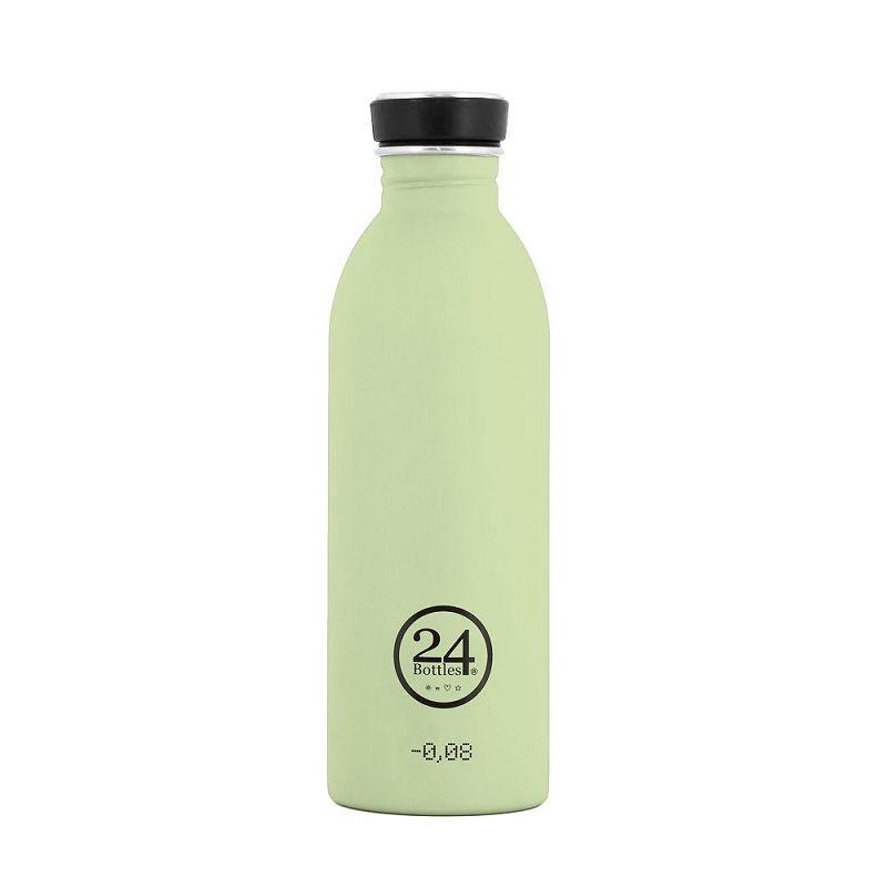 義大利 24Bottles 城市水瓶 500ml - 開心果