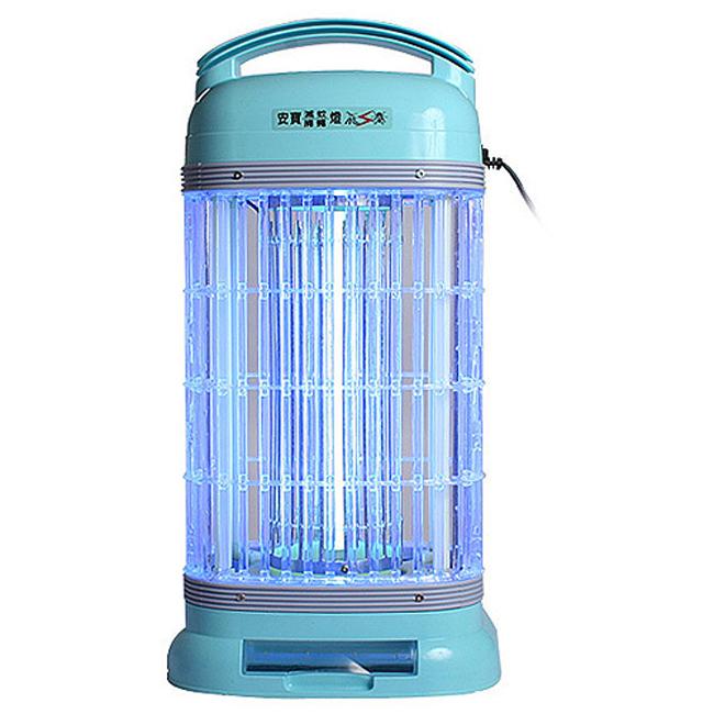 ★台灣製造★【安寶】15W電子捕蚊燈 AB-9100A