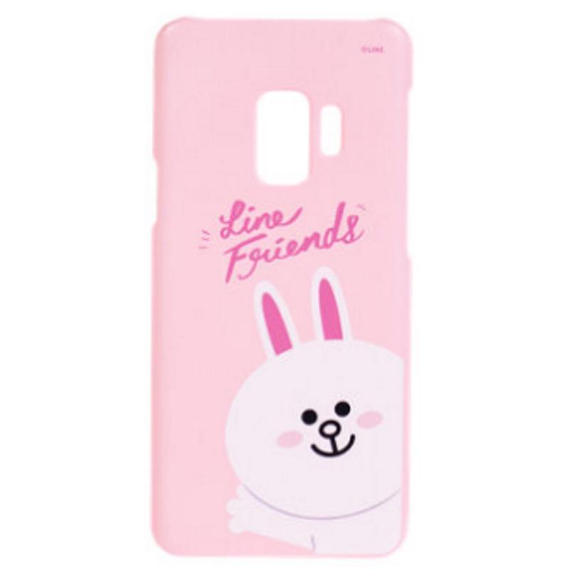 SAMSUNG Galaxy S9 LINE  Cony兔 FRIENDS 背蓋