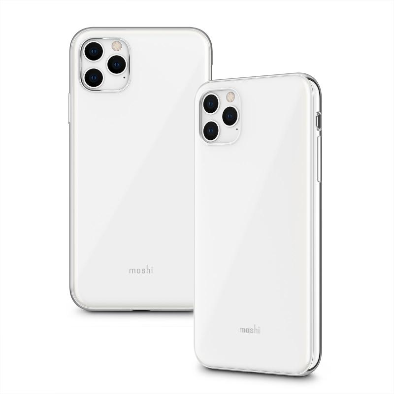 Moshi iGlaze 經典保護背殼iPhone 11 Pro Max 6.5 白