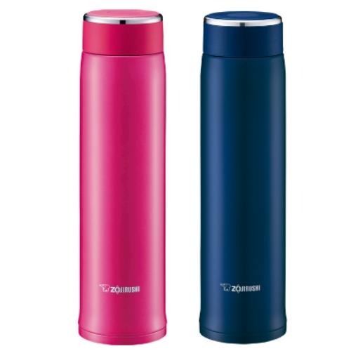 象印0.6L可分解杯蓋不鏽鋼真空保溫杯SM-LA60/SM-LA60-PV(櫻桃紅)