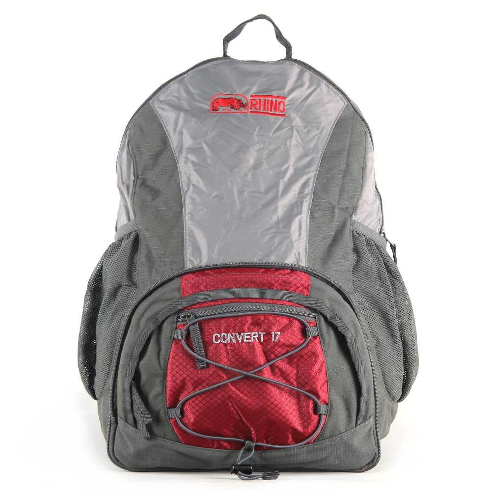 犀牛 RHINO  Convert 17公升豪華腰包(背包)-紅