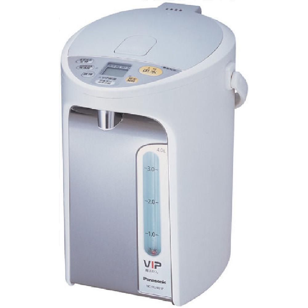 【Panasonic 國際牌】4公升 節能保溫真空斷熱材熱水瓶 NC-HU401P