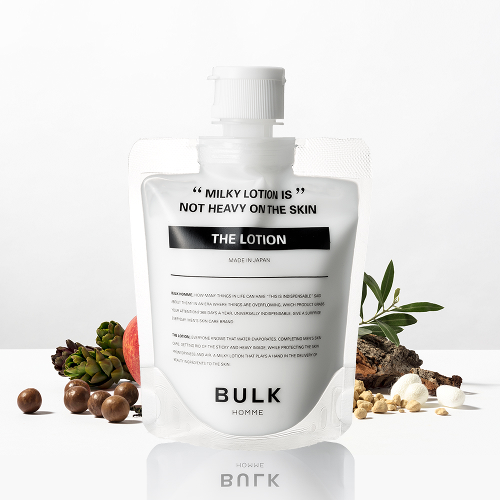 BULKHOMME 本客乳液(100g)