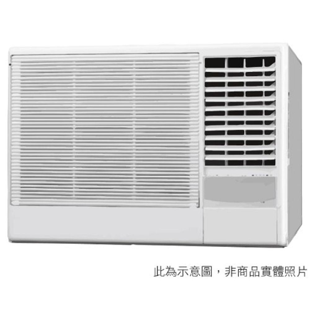 【HITACHI日立】7-9坪變頻左吹窗型冷氣 RA-50QV