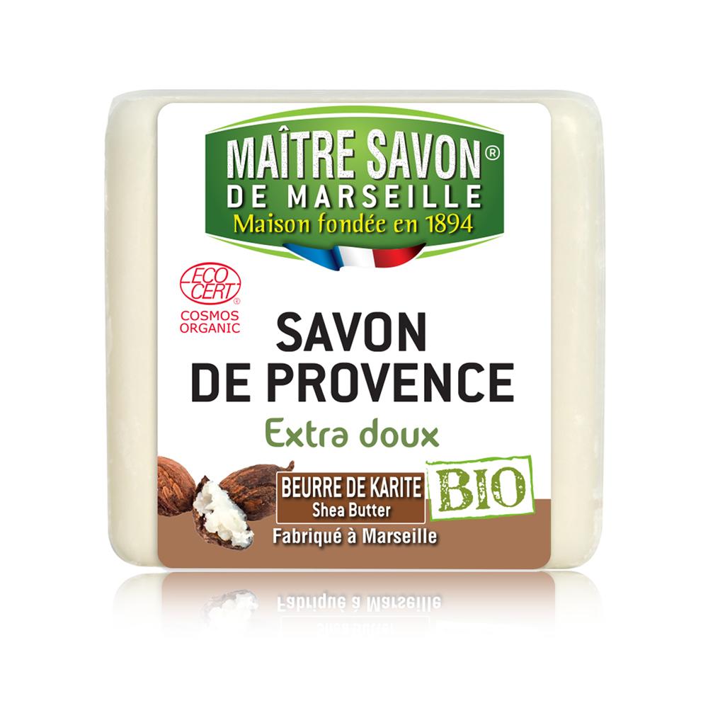 法國玫翠思植物皂100g-乳木果油-6入