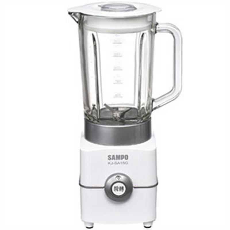 【超值福利品】SAMPO聲寶1.5L果汁機玻璃杯 KJ-SA15G
