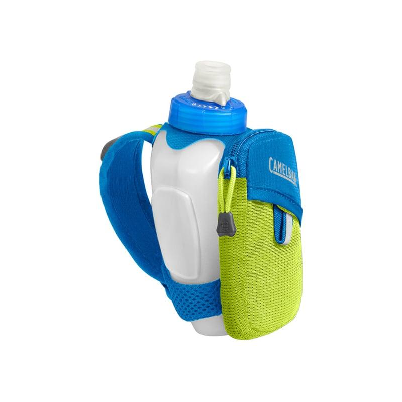 【美國 CAMELBAK】Arc Quick Grip 手握式跑步噴射水瓶 300ml 萊姆