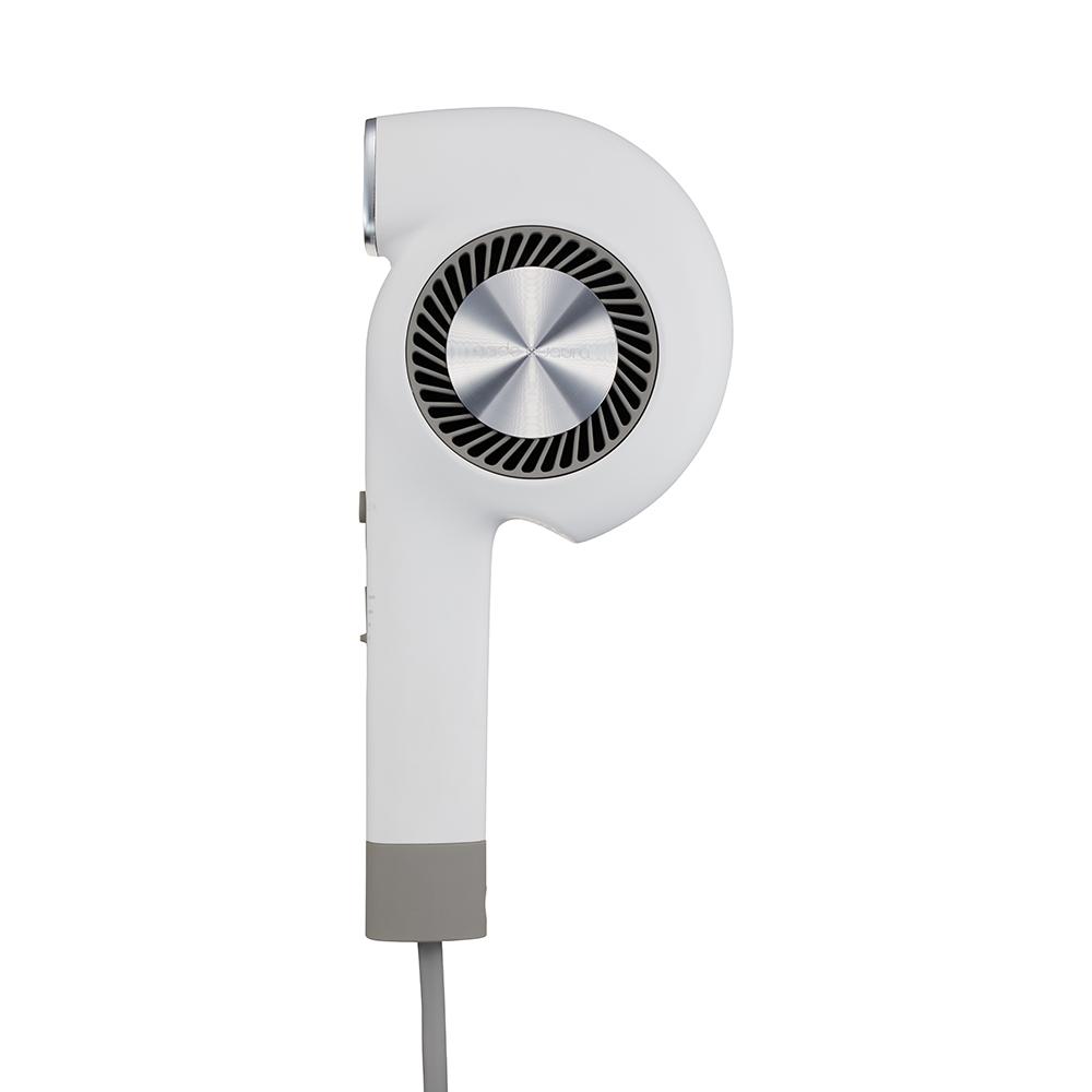 cado BD-E1 護髮無風筒吹風機 珍珠白(公司貨)