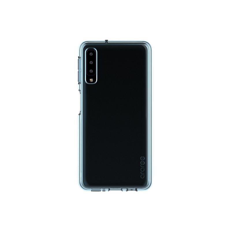 SAMSUNG Galaxy A7 KD Lab TPU握感背蓋 藍