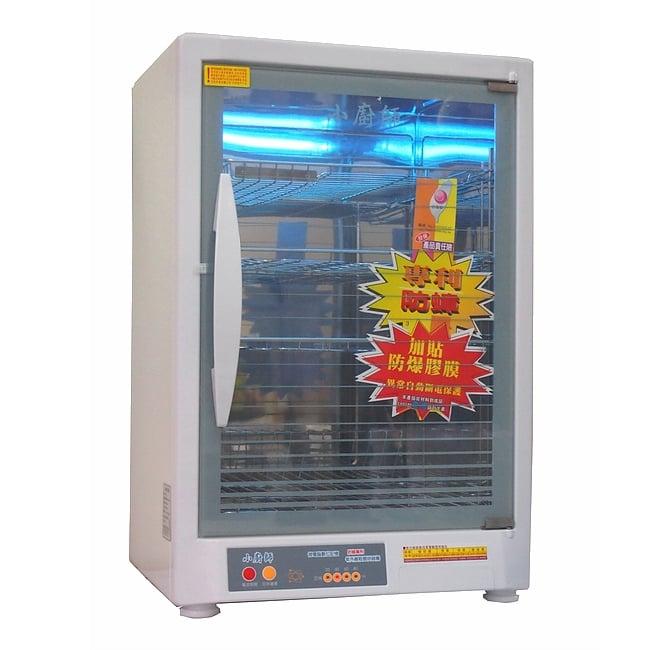 【小廚師】四層防蟑紫外線殺菌烘碗機 TF-979A