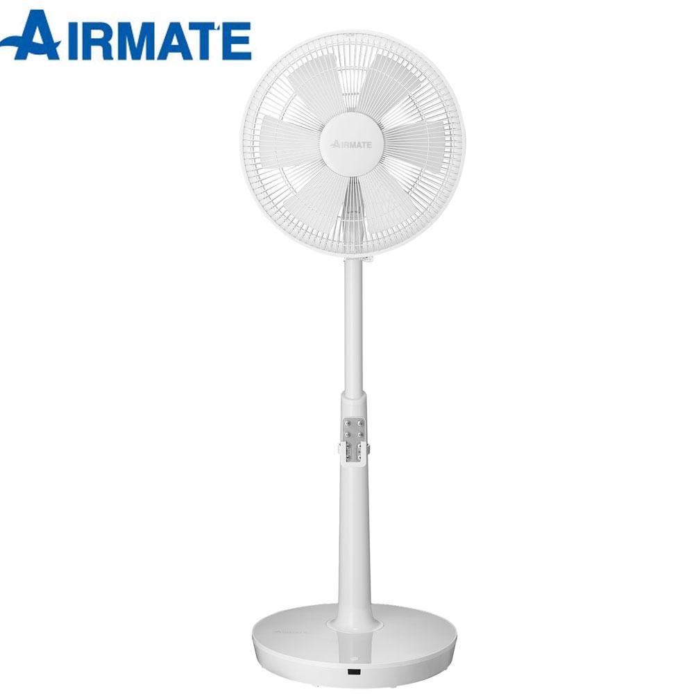 【AIRMATE艾美特】12吋DC直流馬達工藝設計立地電扇(FS30002R)
