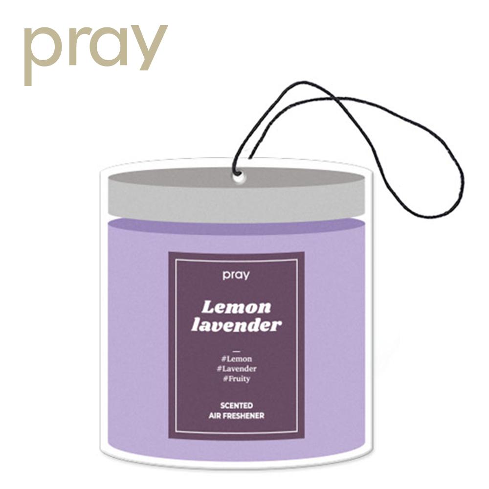 Pray 吊掛香氛片系列-檸檬薰衣草