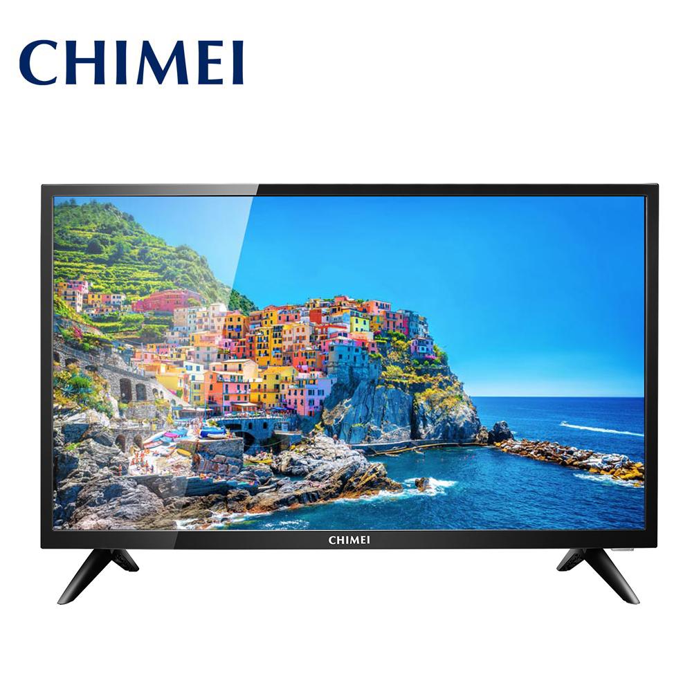 【CHIMEI奇美】24吋液晶顯示器+視訊盒(TL-24A600)