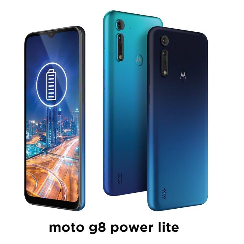 Moto G8 Power Lite (G8P) 4G/64G 6.5吋智慧手機_經典藍