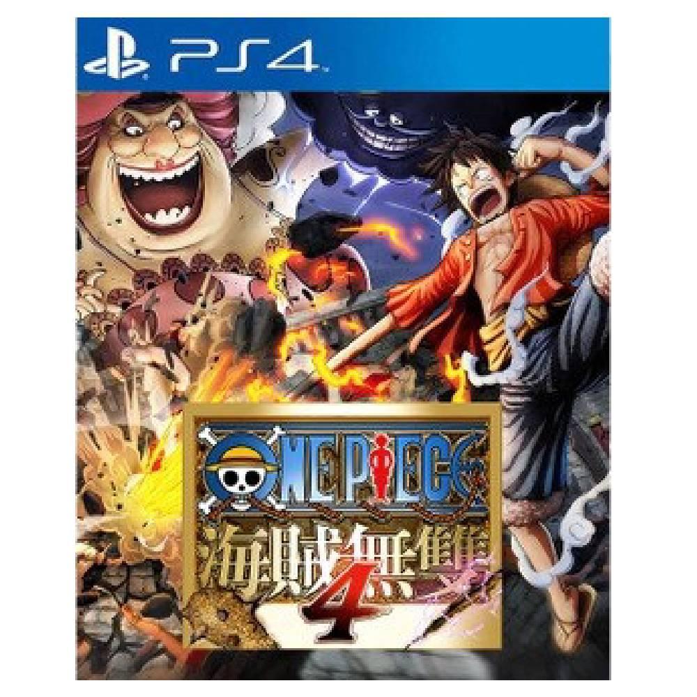 【預購】PS4 航海王:海賊無雙 4 中文版
