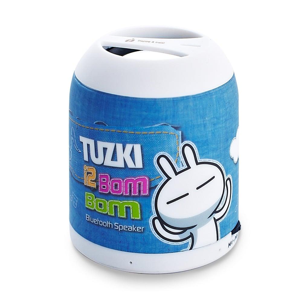 I2兔斯基TUZKI BomBom藍芽喇叭-TZSK245 (丹寧兔)