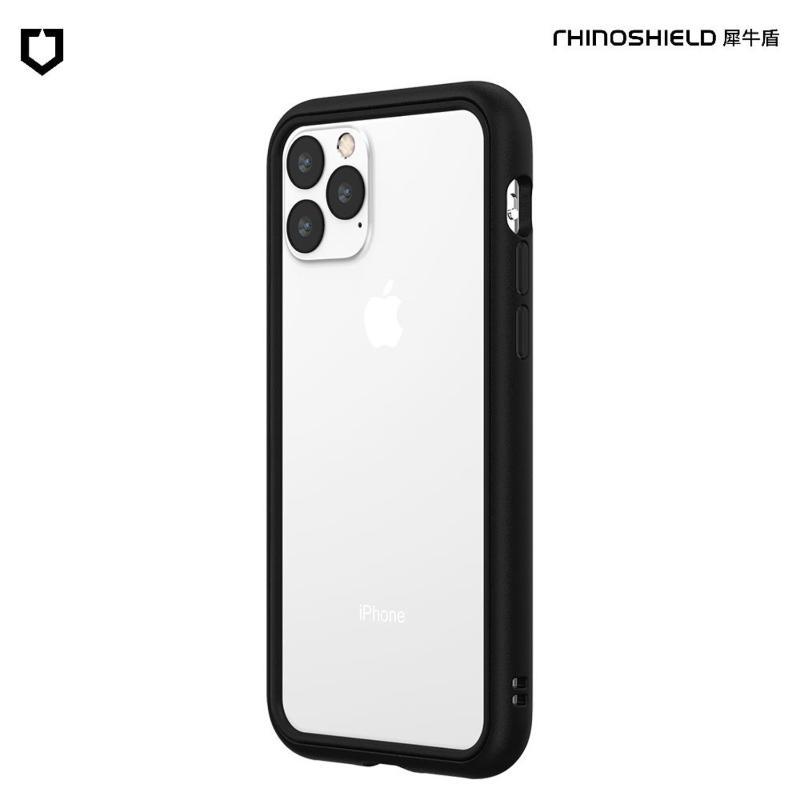 犀牛盾 CrashGuard NX防摔邊框手機殼 iPhone 11 Pro 5.8(2019) 黑