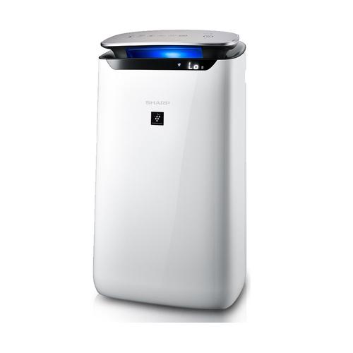 回函贈★SHARP夏普 15坪自動除菌離子空氣清淨機 FP-J60T-W