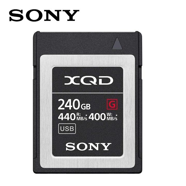 ★秋冬激省價↘9折 SONY 240GB XQD R440M/s 相機高速記憶卡 (G Series)