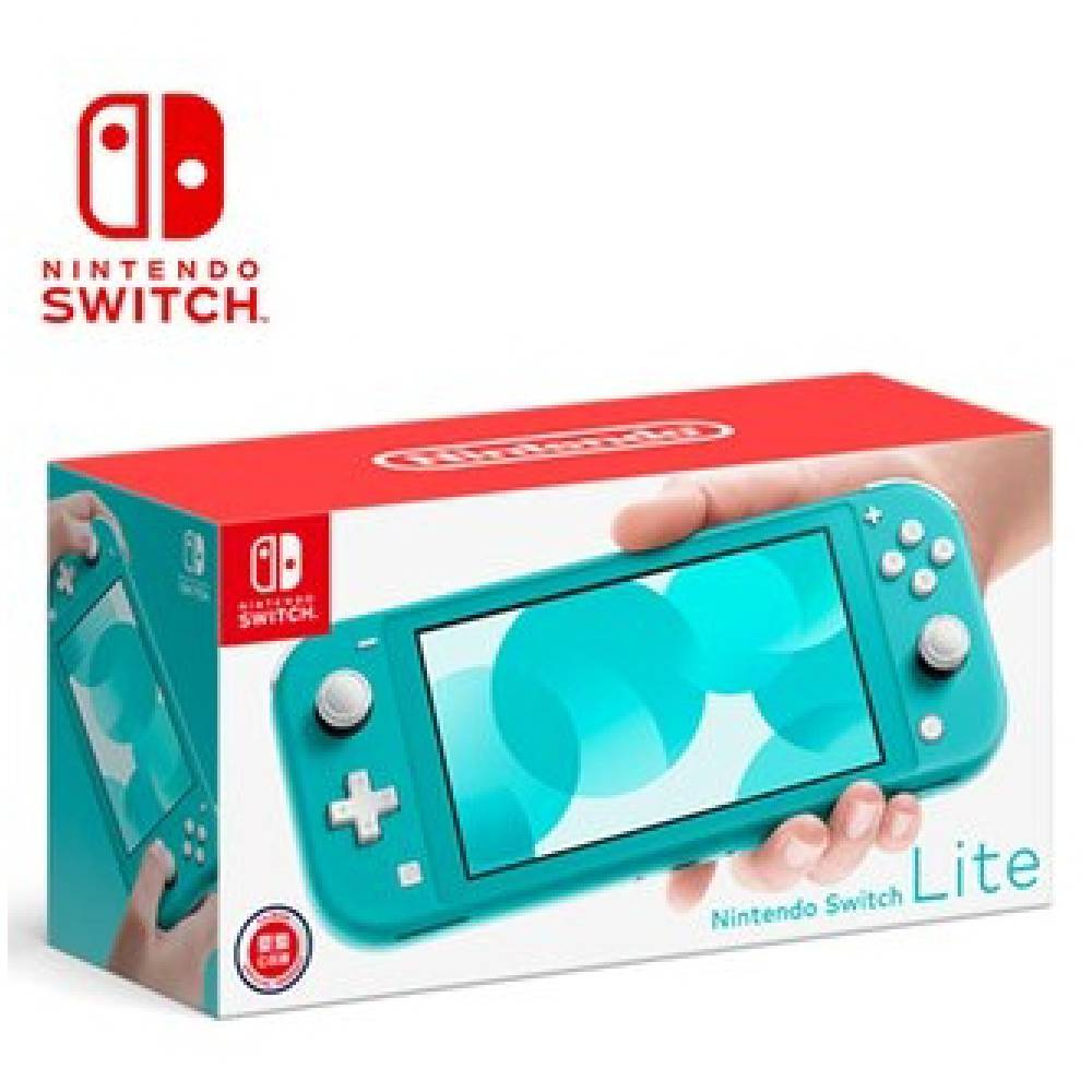 Nintendo Switch Lite 藍 (台灣公司貨)