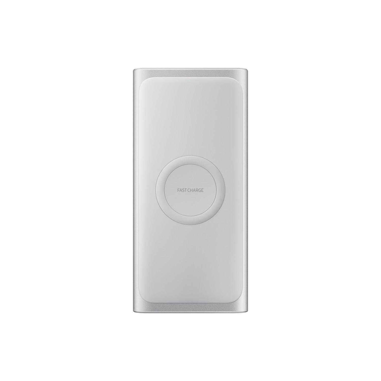 SAMSUNG 無線閃充行動電源10000/Type C 銀- U1200