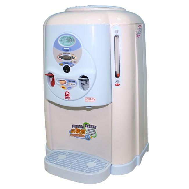 【晶工牌】全開水溫熱開飲機 JD-1503