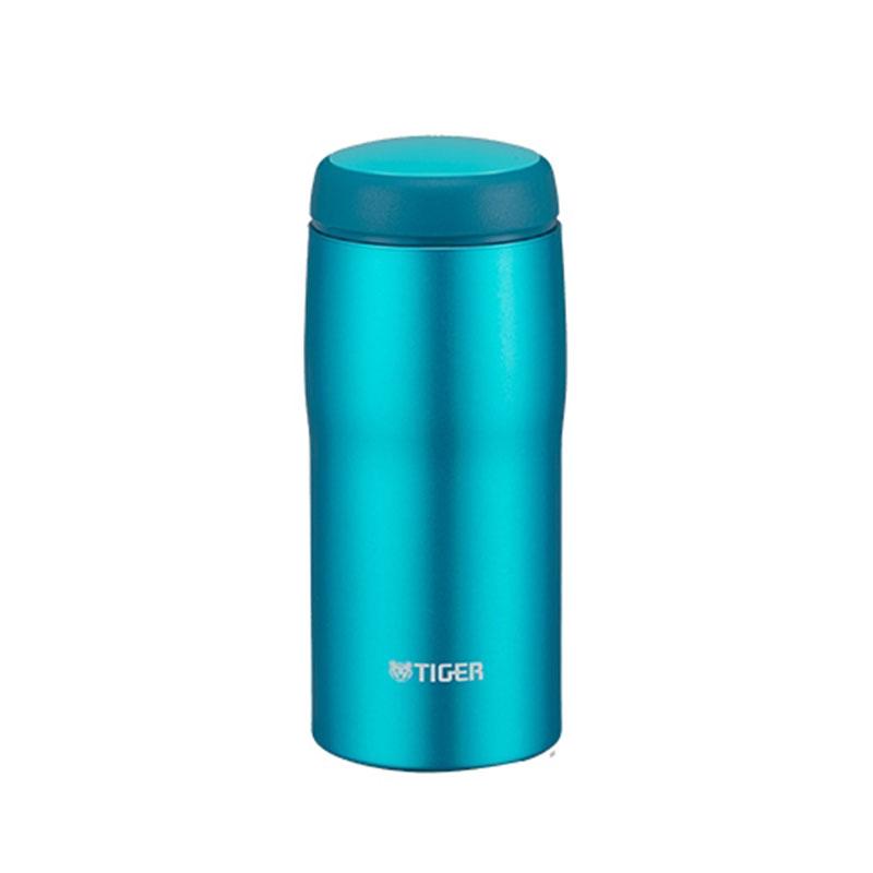 TIGER虎牌 360cc不鏽鋼保溫保冷瓶(MJA-B036亮藍)