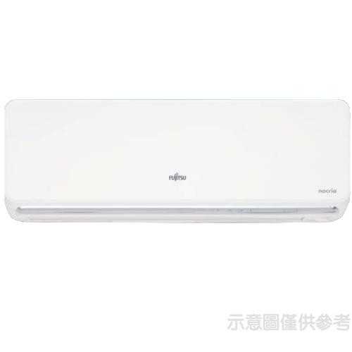 (含標準安裝)富士通變頻冷暖分離式冷氣4坪nocria Z系列ASCG028KZTA/AOCG028KZTA