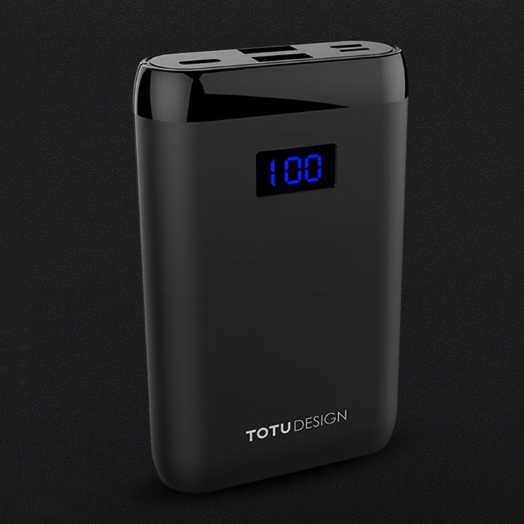 【TOTU】雅慕系列 - 行動電源,同時快充充電,大容量10000 mAh,多種接口支援