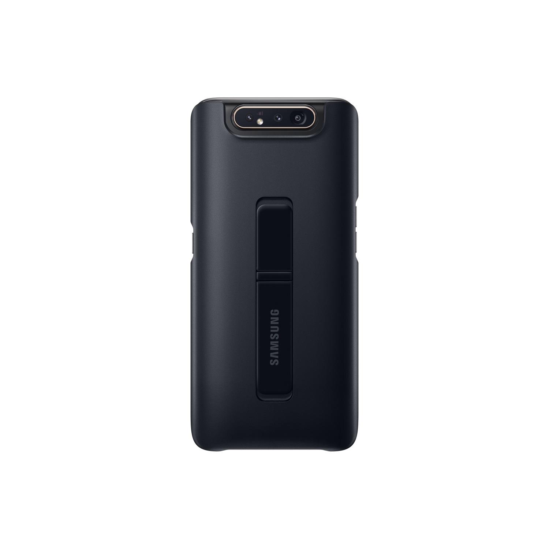 SAMSUNG Galaxy A80 立架式背蓋 黑