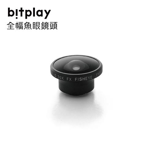 bitplay SNAP! LENS 專用鏡頭 【全幅魚眼鏡頭】 須搭配bitplay SNAP! 6/Pro 相機殼使用