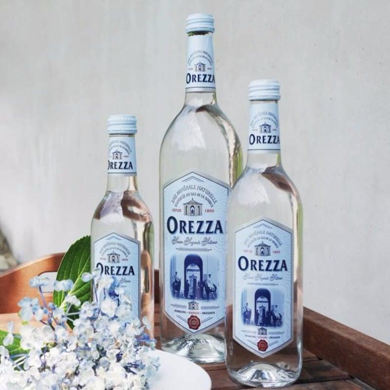 【OREZZA】法國天然氣泡礦泉水 500ml (12瓶/箱)