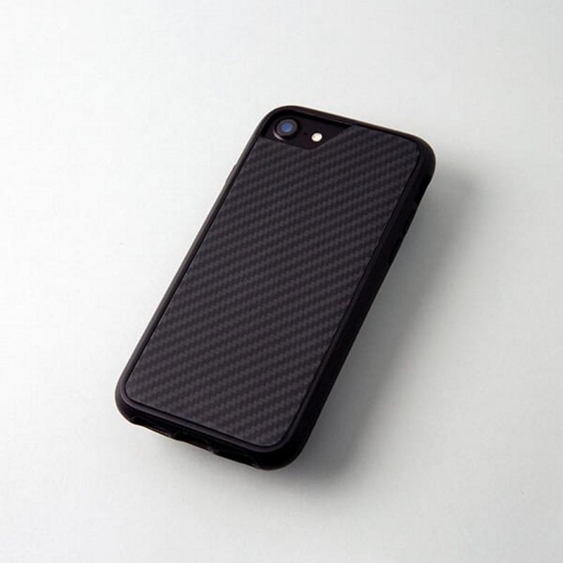 MOUS iPhone8 軍規級防摔手機殼 碳纖紋