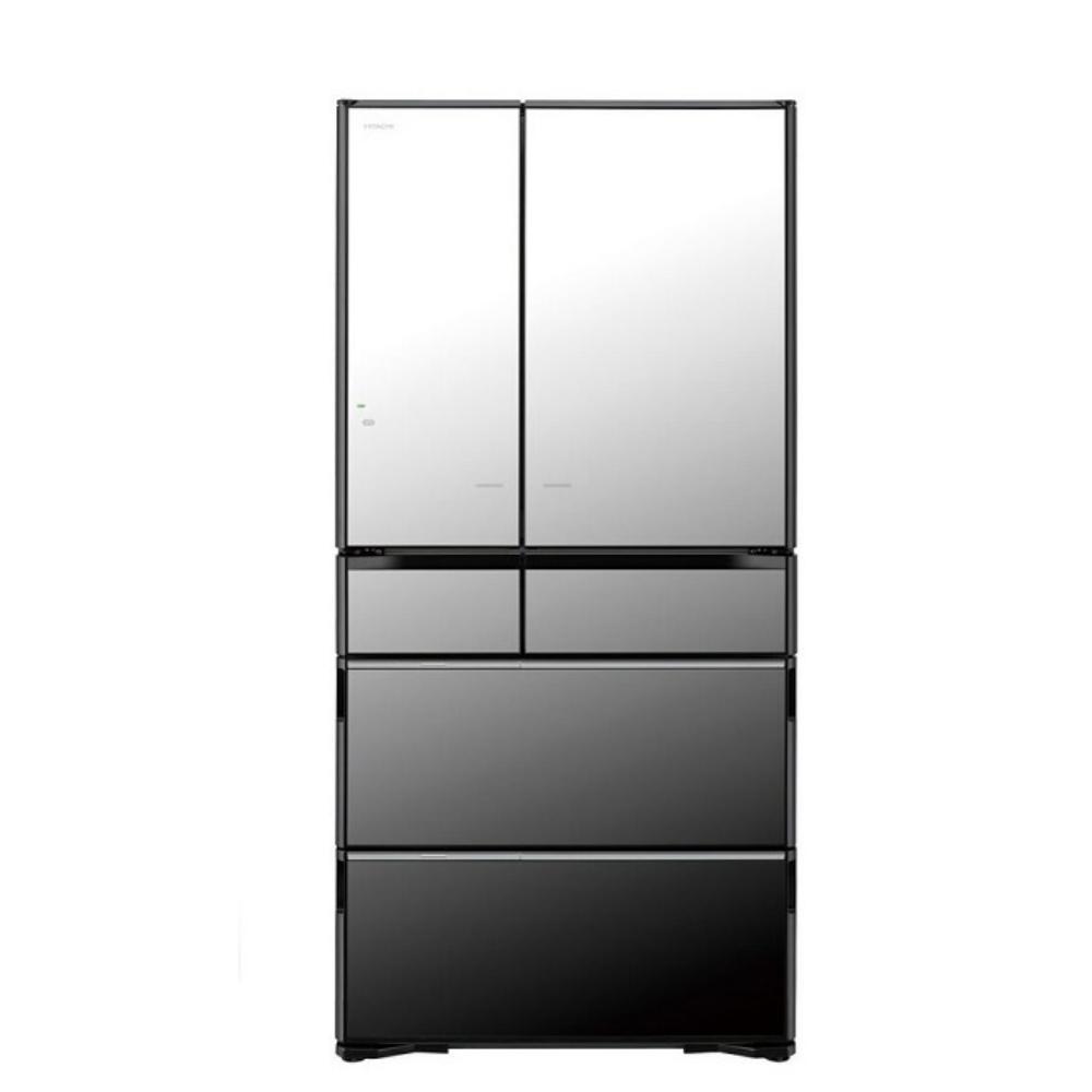 回函贈★日立741公升六門變頻(與RZXC740KJ同款)冰箱X琉璃鏡RZXC740KJX