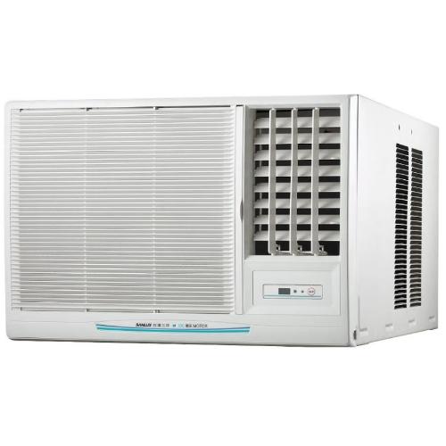 ★含標準安裝★【SANLUX台灣三洋】變頻窗型冷氣SA-R60VSE9坪右吹