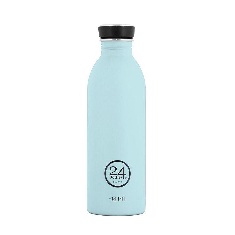 義大利 24Bottles 城市水瓶 500ml - 天空藍