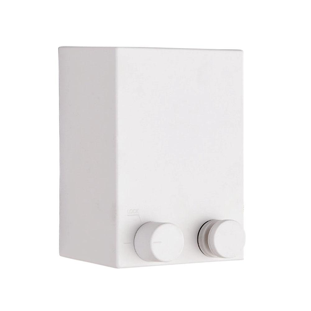 【FJ】日式隱形伸縮曬衣繩(可免鑽洞安裝)白色