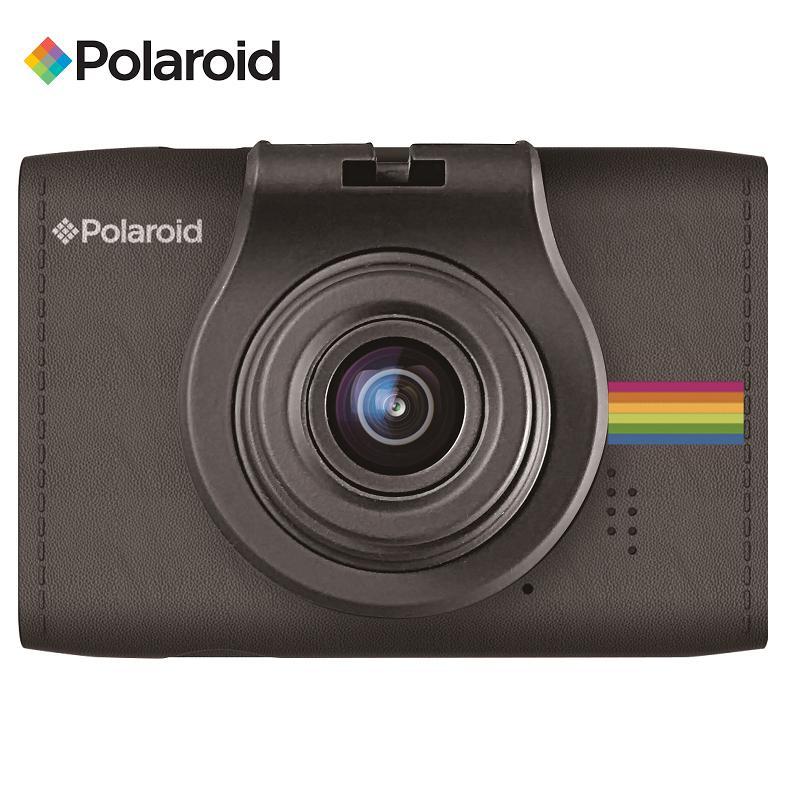 Polaroid 寶麗萊 多媒體行車記錄器 C207GS【內附16G記憶卡+車用伸縮手機支架】