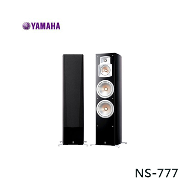 YAMAHA 山葉 家用揚聲系統 NS-777 主喇叭 落地喇叭 家庭劇院 一對 NS777