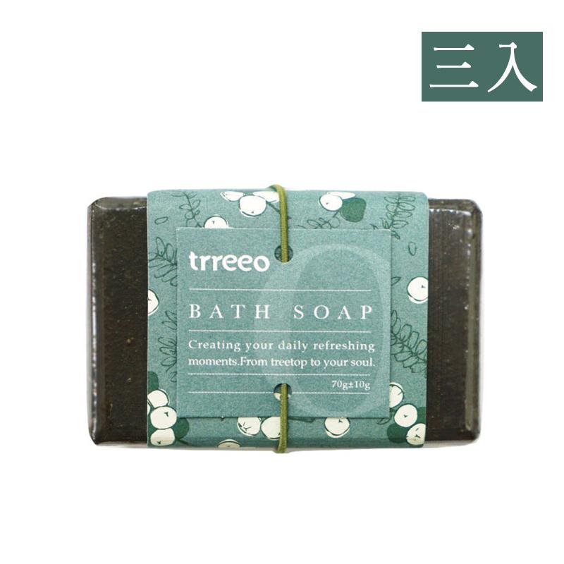 【樹重奏】油甘舒緩皂(三入組)