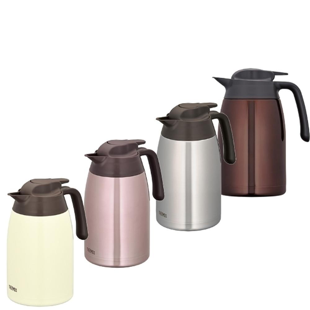 膳魔師1.5公升(與THV-1500/THV-1501同款)保溫壺CBW咖啡色THV-1500-CBW