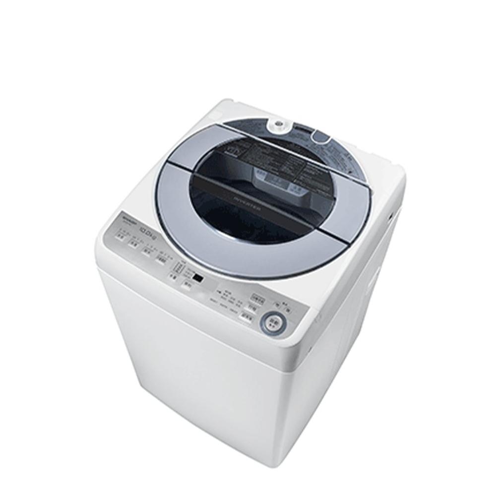 SHARP夏普10公斤變頻無孔槽洗衣機ES-ASF10T