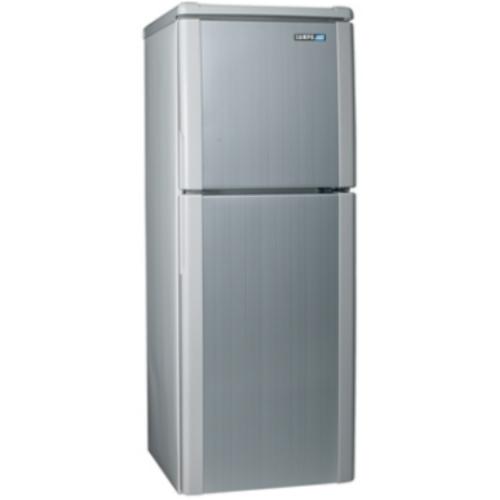 SAMPO聲寶140L經典品味雙門冰箱SR-A14Q(S6) 典雅銀